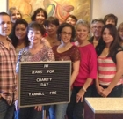 Law firm's casual Friday raises funds