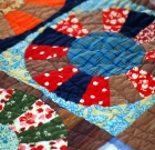 Donate handmade quilts, blankets