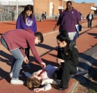 Students shown the dangers of DUI