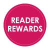 Enter to win February's reader rewards!