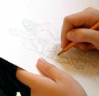 Drawing class for teens on Saturdays