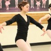 Free classes at ballet school