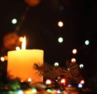 Christmas service for the bereaved