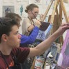 Summer art classes for teens
