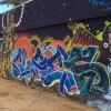 Colorful mural makes shop more eye-catching