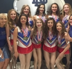 Local twirlers bring home 49 medals