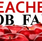 Teacher interview fairs set for Nov. 5, Dec. 10