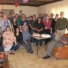 Friends, family help local man mark 100 years