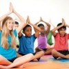 Yoga for kids and a Disney-themed event