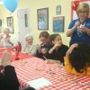 Youth/seniors join in on spring break