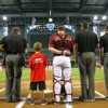 Kids can take the field with D-backs players