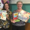 Service group donates books for early literacy