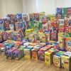 Hospital hosts cereal drive