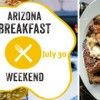 Breakfast Weekend returns July 27-30