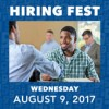 Hiring Fest set for Aug. 9