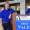 Free valet service at heart hospital