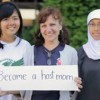 Hosts families sought for international students