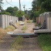 Closing off alleys will cost residents