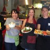 Diner's healthy food aids customers, cancer patients