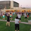 Free fitness classes held at Hance Park
