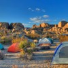 Take family on a camping trip