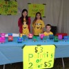 Young entrepreneurs host business fair