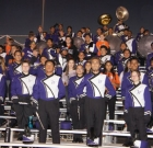 High school band teams with middle schoolers