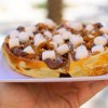 Fall favorites, waffle creations