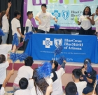 Students take pledge to live healthier