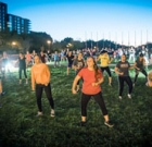 Rotating series of free fitness classes