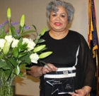 Women's group honors Stephens-Reed