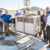 Company donates air conditioners to AHS