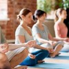 Start the new year healthy with yoga