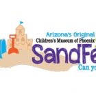Two sand-sational days at kids museum