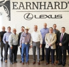 Earnhardt family honored by city