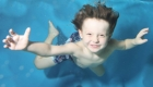 Swim lessons focus on safety