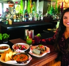 Fresh air, food and flavors blend with beachy vibe