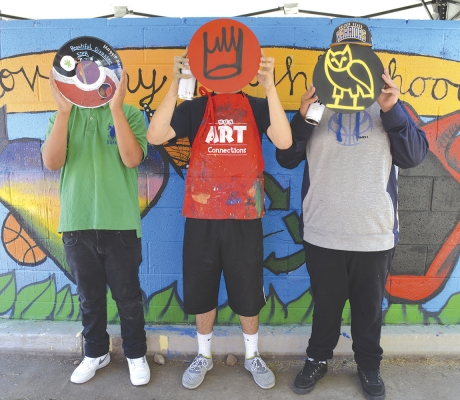 Non-profit helps youths cope with trauma