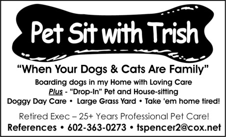 Pet Sit with Trish