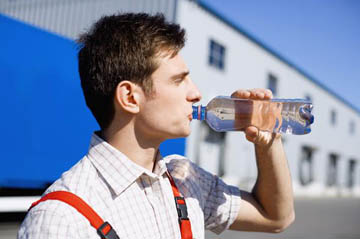 Make it a habit to stay hydrated all summer.