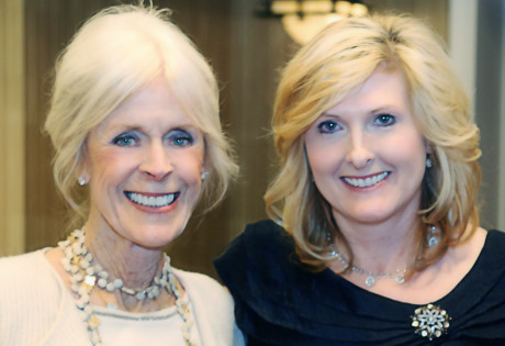 Susan Levine, left, will retire as Hospice of the Valley's executive director July 1, and Debbie Shumway, senior vice president, will assume the top leadership position (submitted photo).
