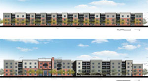 Proposed apartments raise density concerns   North Central News