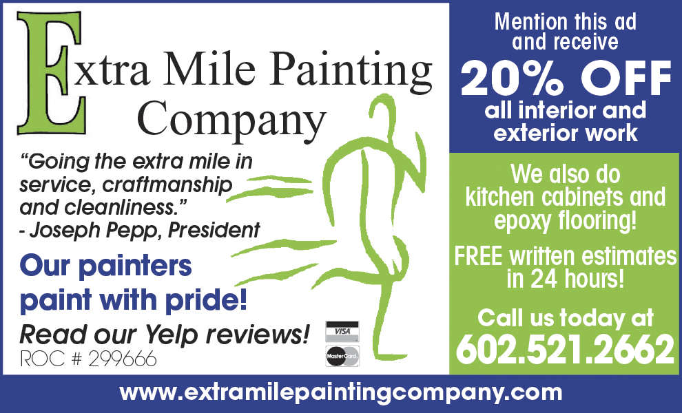 Extra Mile Painting Company