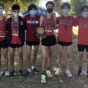 Brophy cross country team earns state title