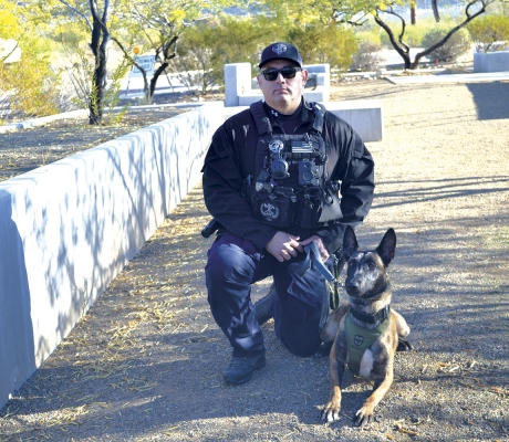 Police expand K9 unit with foundation's help