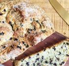 Toast St. Patrick's Day with Irish soda bread