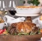 Let AJ's Fine Foods prepare your holiday feast