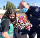 PCP student collects toys to comfort kids