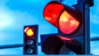Busy intersection gets new traffic signals