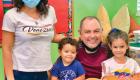 Preschool kids explore diverse cultures